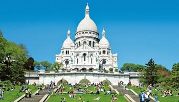 Montmartre depuis votre hôtel