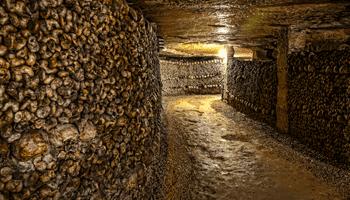 Catacombes depuis votre hôtel à Paris