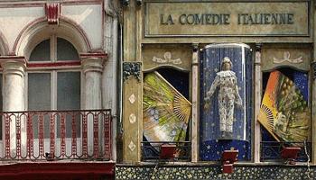 Hôtel Paris théatre Gaité