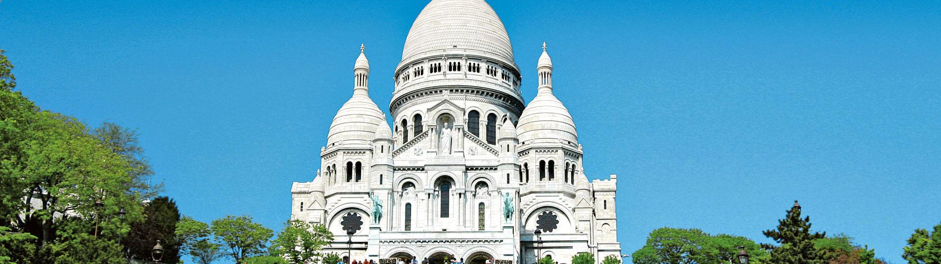 Hôtel proche du quartier Montmartre