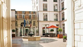 Hotel à Paris Montparnasse - Villa Modigliani
