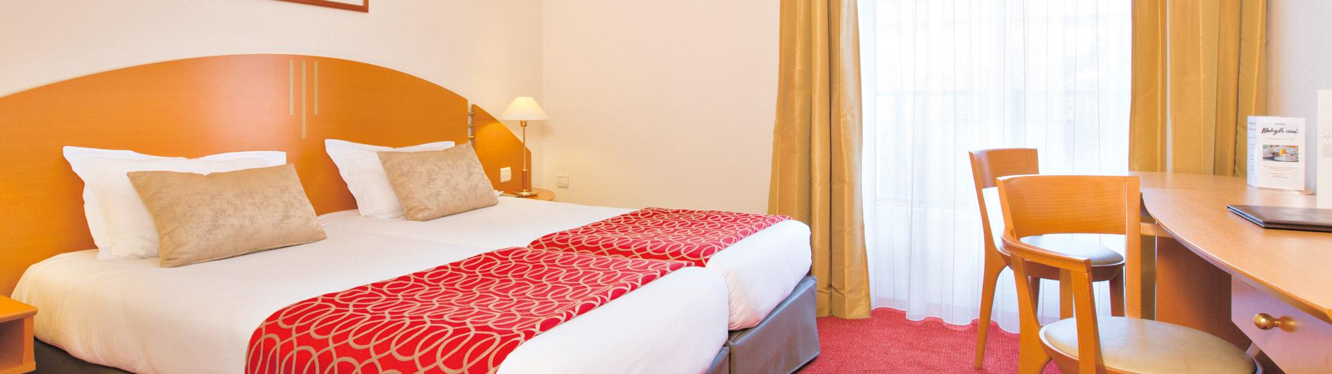 Chambre standard hôtel Paris