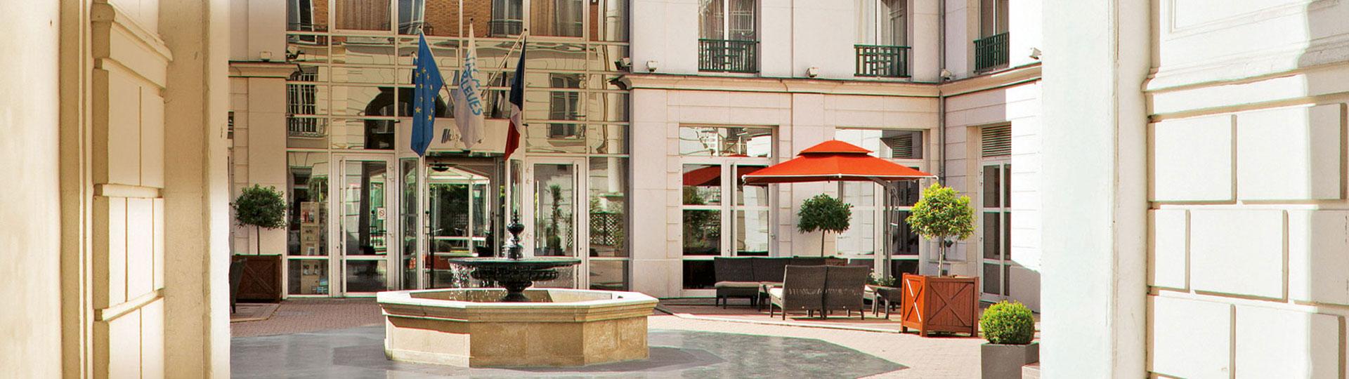 Hotel calme paris Montparnasse