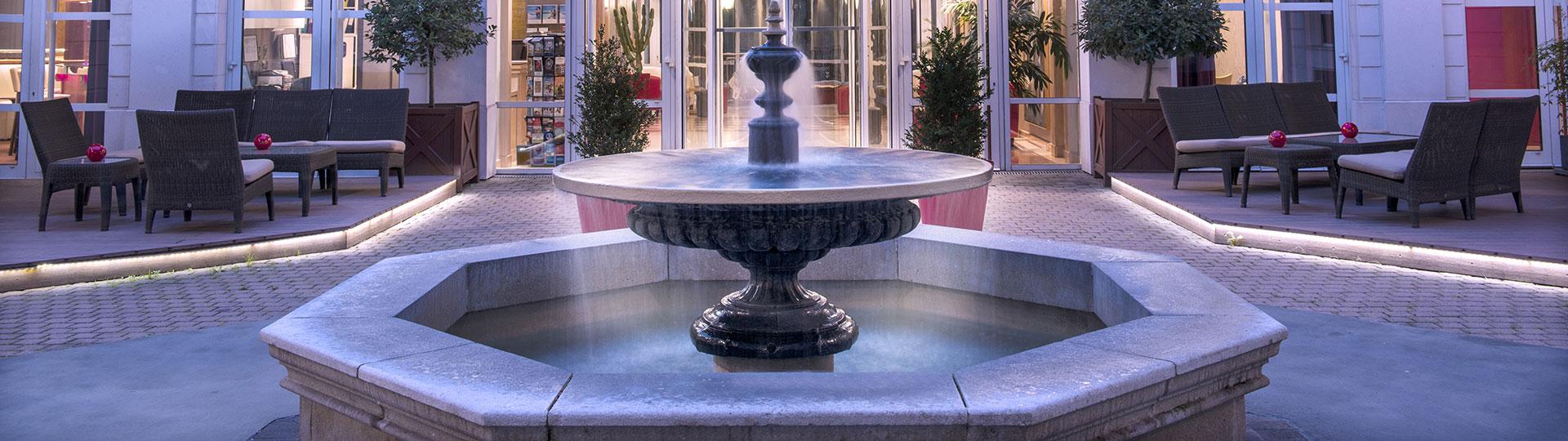 Villa Modigliani Reception
