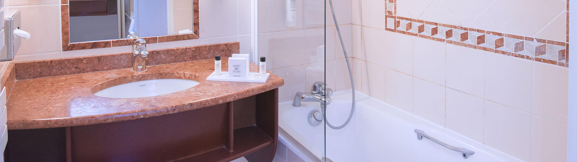 Villa Modigliani Salle de bain