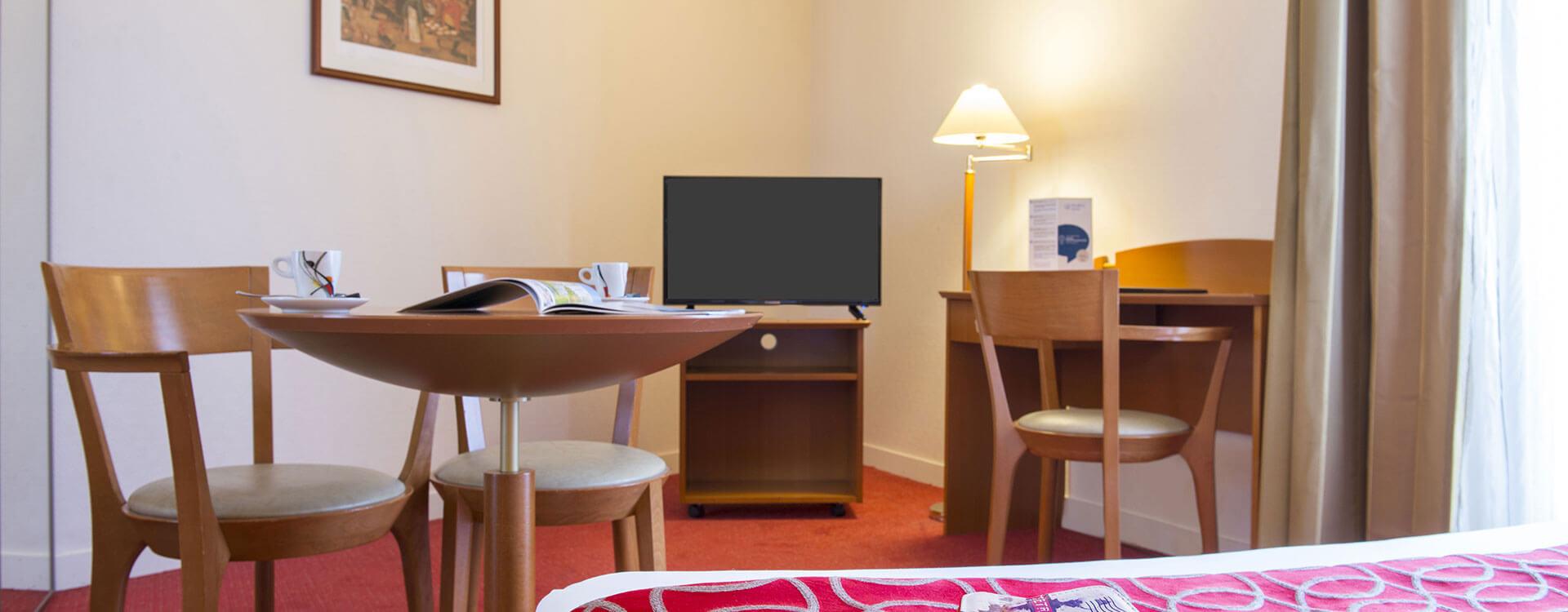 Chambre familiale - Hôtel*** Paris La Villa Modigliani
