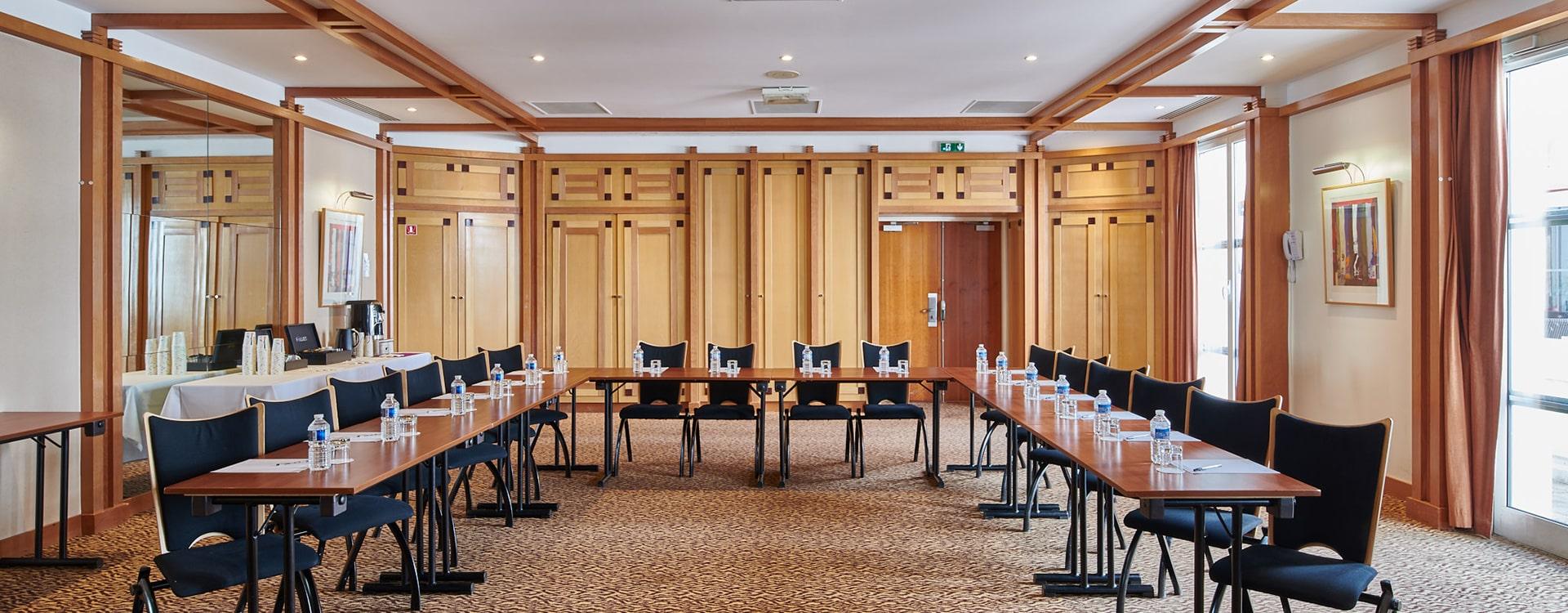 Villa Modigliani salles de séminaires