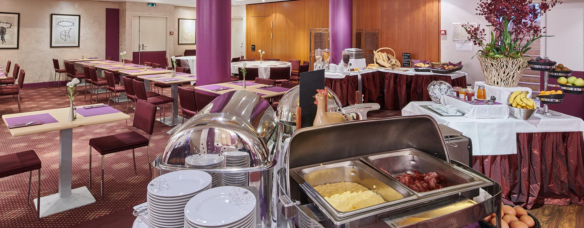 restaurant villa modigliani